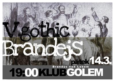 V. gothic Brandejs