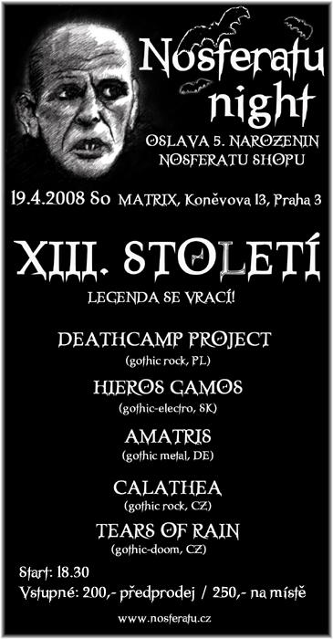 Nosferatu Night