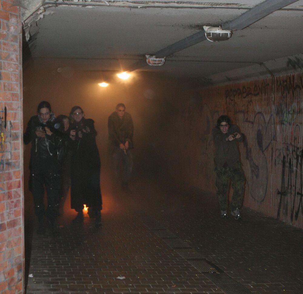 Underworld City 2008