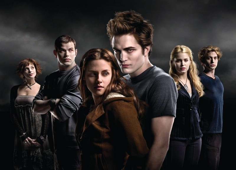 Twilight - Stmívání