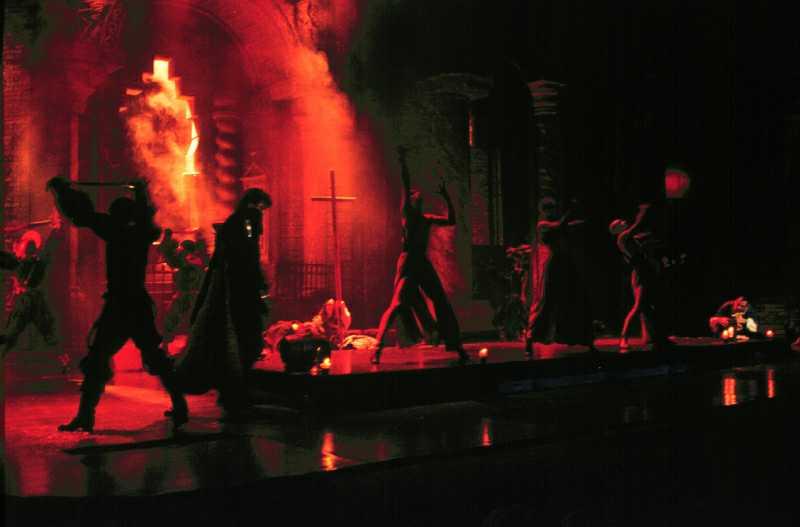 Muzikál Dracula