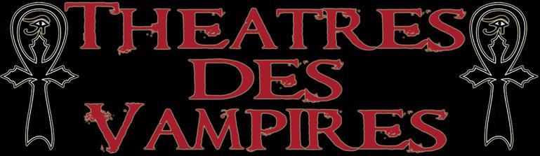 Theatres des Vampires logo