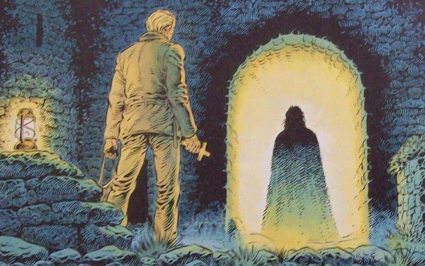 Princ noci - Le Prince de la Nuit ? Pleine Lune
