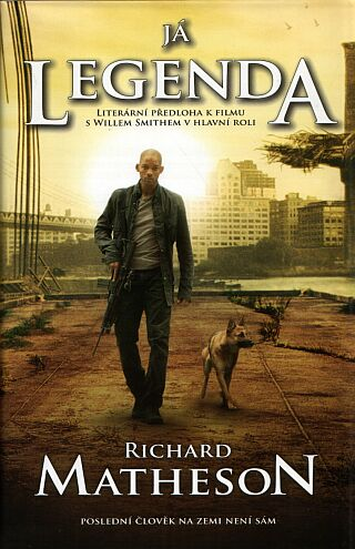 Já, legenda - I am legend - Richard Matheson